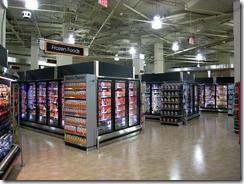 deserted store