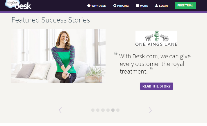 success stories and case study