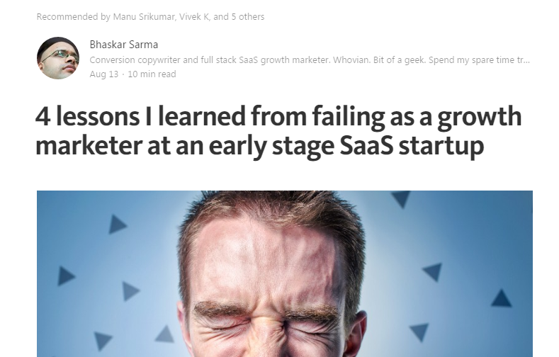 These 4 lessons might save your startup from missing targets and retrenching people.